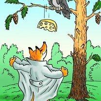 Карикатуры из сети