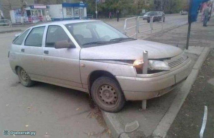 Автомобильные забавности 3