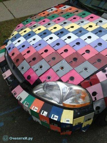 Автомобильные забавности 5