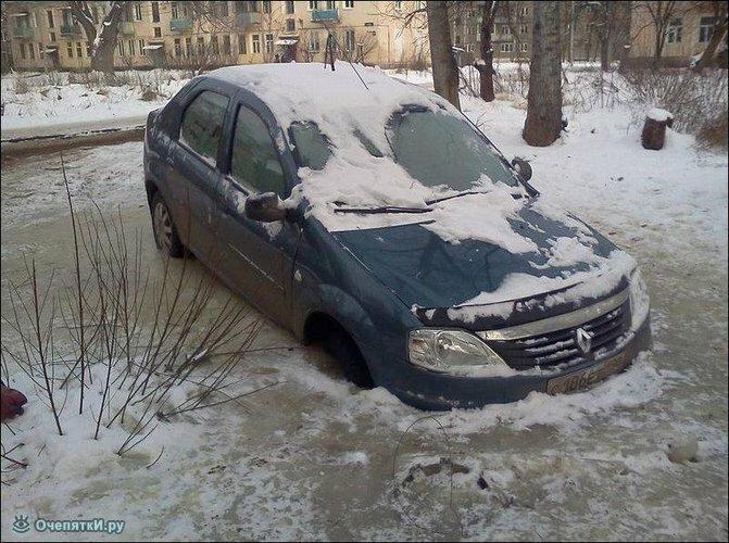 Автомобильные забавности 13