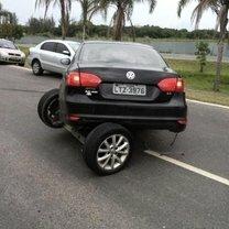 Автомобильные неудачи смешных фото приколов