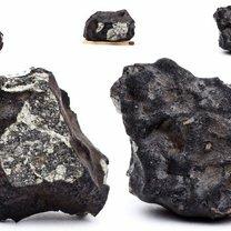 Фото приколы Челябинский метеорит вблизи (7 фото)