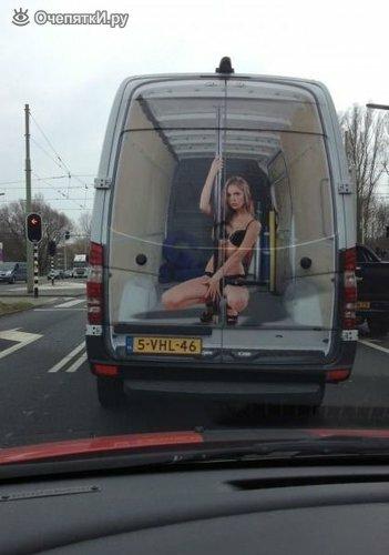 Смешное про водителей и их авто 0