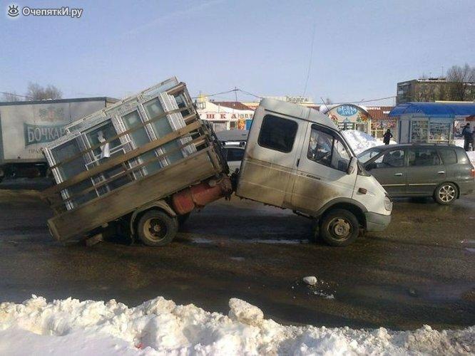 Смешное про водителей и их авто 1