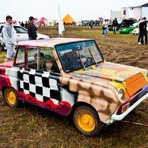 Необыкновенные автомобили