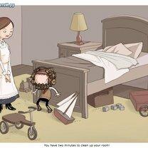 Карикатурные рисунки смешных фото приколов