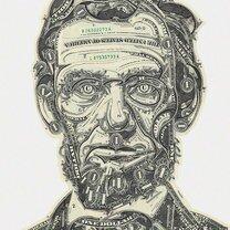 Карты и коллажи из денег фото приколы