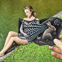 Новая карандашная реальность в жизни фото приколы