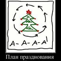 Демотиваторы перед новым годом