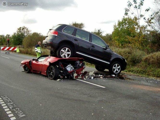 Автомобильные нелепости 1
