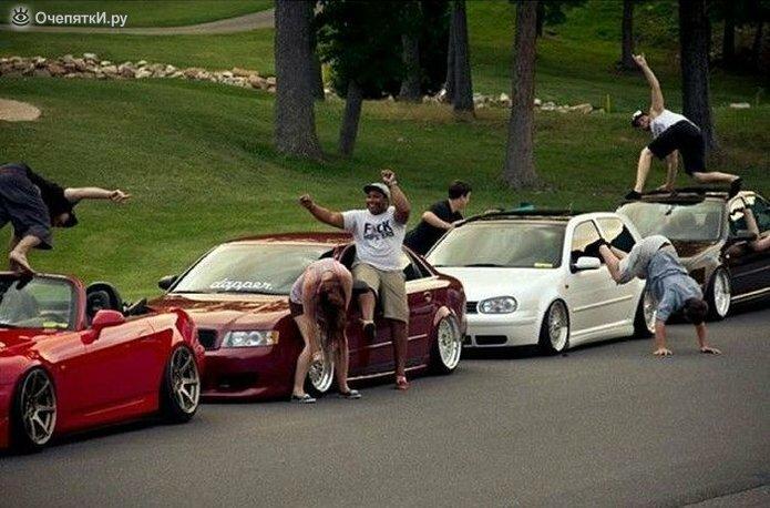 Автомобильные нелепости 3