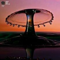 Живописная жидкость фото