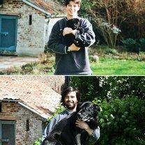 Хозяева и их питомцы: до взросления и после фото приколы
