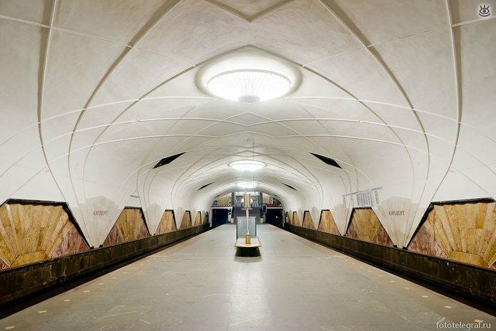Шедевральный метрополитен 19