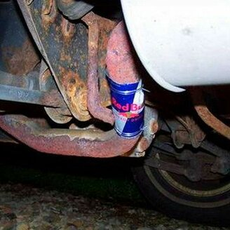 Фото приколы Умельцы ремонтируют авто (16 фото)