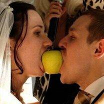 Весёлые свадебные мгновенья смешных фото приколов
