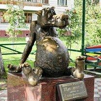 Забавные памятники и скульптуры в нашей стране фото