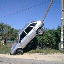 Весёлые моменты с автомобилями