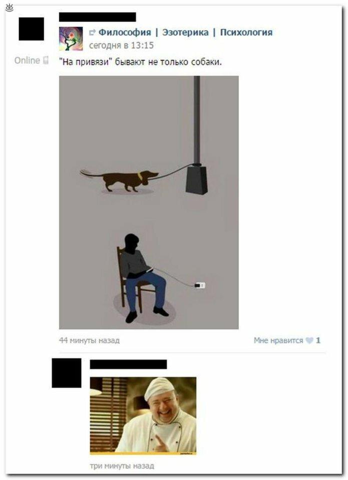 Чудаковатые комментарии 3