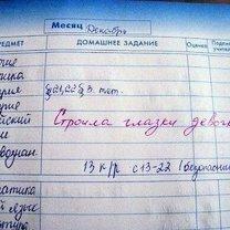 Сурьёзные жалобы учителей в дневниках