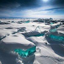 Фото приколы Заледеневшая природа (22 фото)