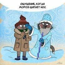 Фото приколы Причины, по которым стоит любить зиму (10 фото)