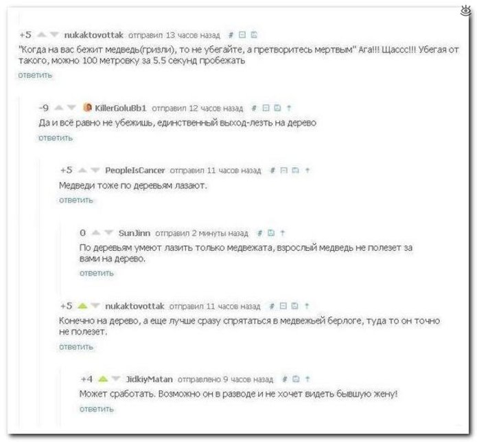 Весёлые интернет-словесности 14