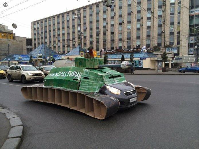 Автомобильные комизмы 11