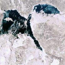 Фото приколы Наша Родина: вид из космоса (20 фото)