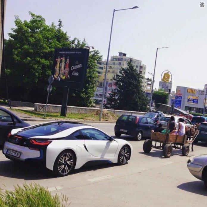 Автокурьёзы и дорожные приколы 13
