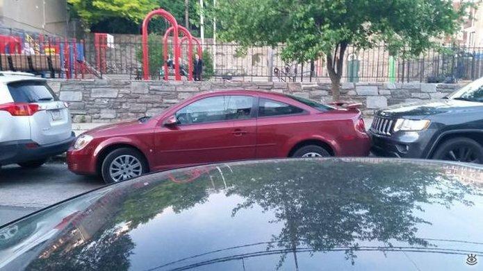 Автокурьёзы и дорожные приколы 18