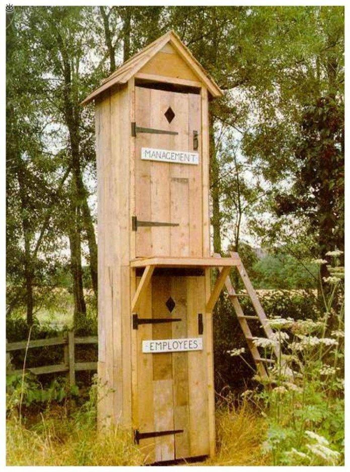 Странные туалеты 9
