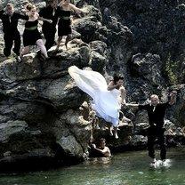 Свадебные курьёзы фото приколы
