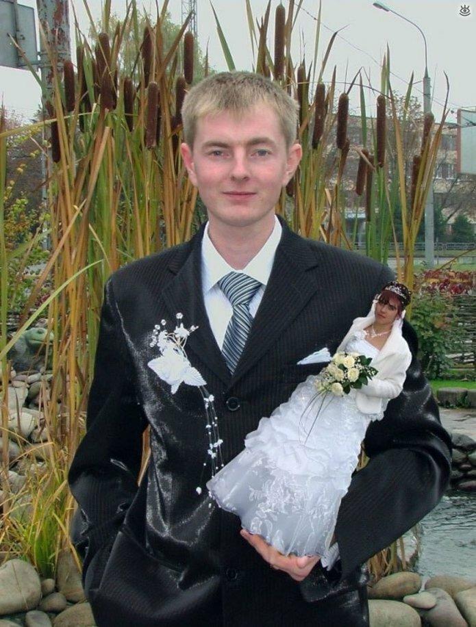 Суровые фото со свадеб 3
