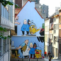 Город комиксов фото
