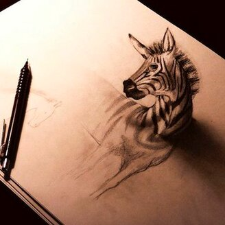 Объёмные карандашные рисунки фото приколы