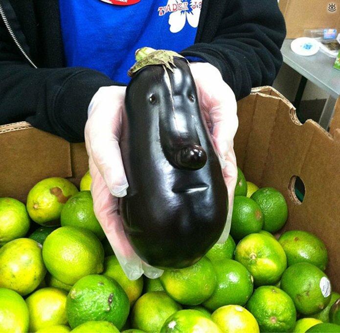 Обычные плоды необычной формы 5