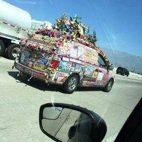 Автомобильные чудаковатости