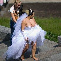 Свадебные прикольности фото приколы