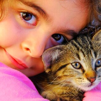 Позитивные и радостные детишки