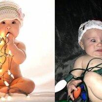 Фото приколы Детские фото: ожидание и реальность (19 фото)