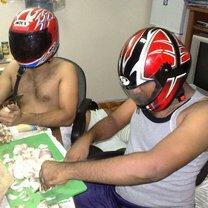 Творения мужчин-поваров смешных фото приколов