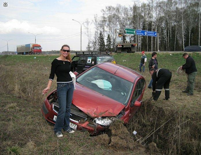 Казусные дорожно-транспортные происшествия 0