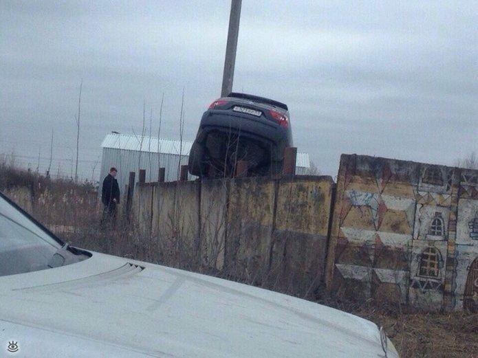 Казусные дорожно-транспортные происшествия 4