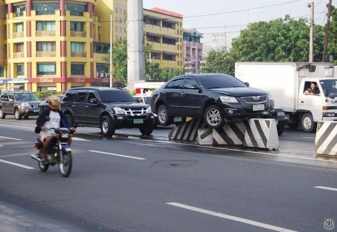 Казусные дорожно-транспортные происшествия 5