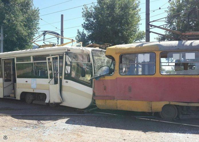 Казусные дорожно-транспортные происшествия 7