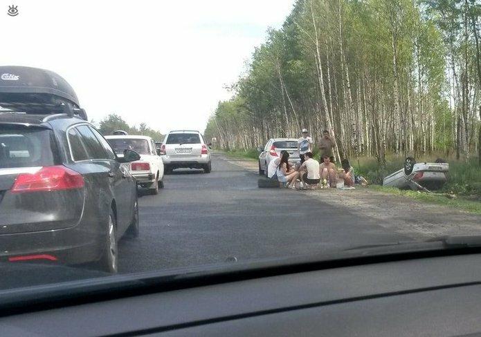Казусные дорожно-транспортные происшествия 11