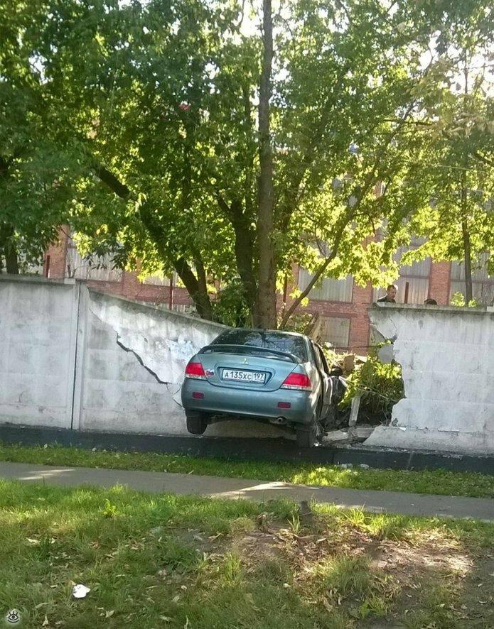 Казусные дорожно-транспортные происшествия 15