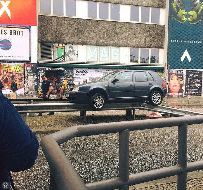 Казусные дорожно-транспортные происшествия 29