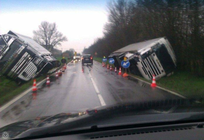 Казусные дорожно-транспортные происшествия 30
